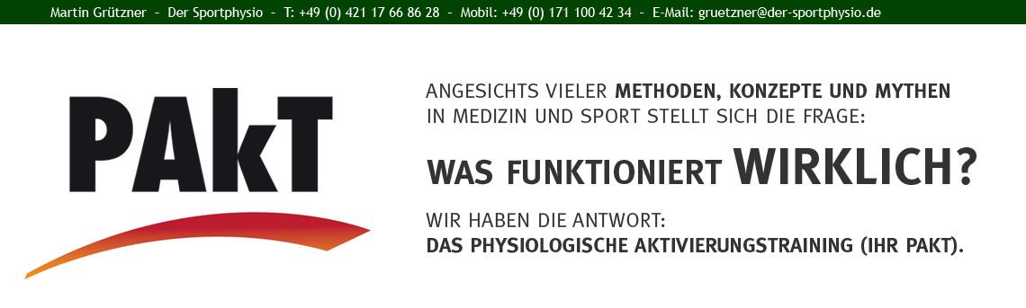 Martin Grützner – Der Sportphysio